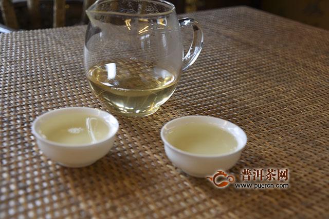云南攸乐山普洱茶多少钱